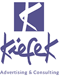 Kiefek Advertising and Consulting Logo